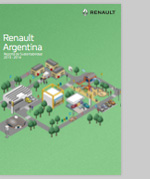 Renault Argentina Sustainability Report 2013-2014